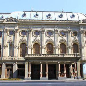 Theater in Rustaveli avenue